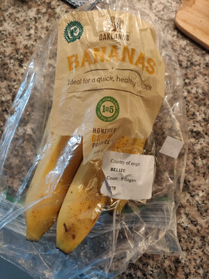 Banane - Ingrediënten - fr