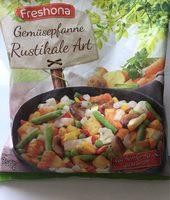 Gemüsepfanne Rustikale Art, Lidl - Produit
