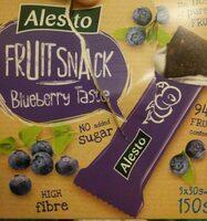 Fruit snack blueberry - Prodotto - fr