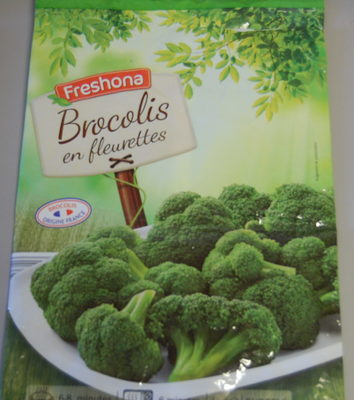Brocolis en fleurettes - Product - fr