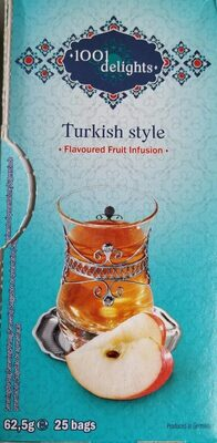 Turkish style - Product