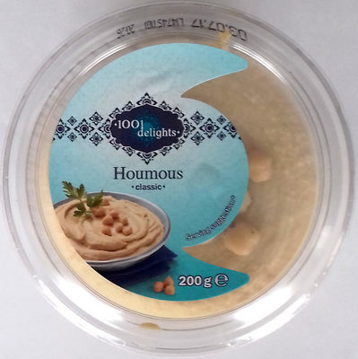 Houmous classic - Producto