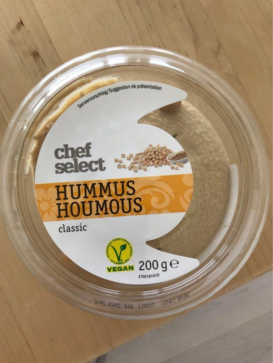 Hummus Classic - Produit - fr