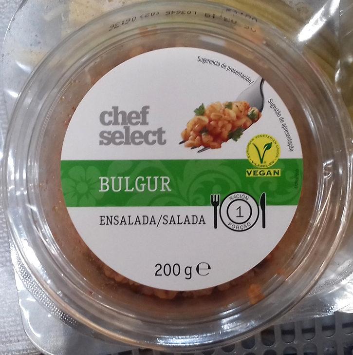 Ensalada de Bulgur - Producto