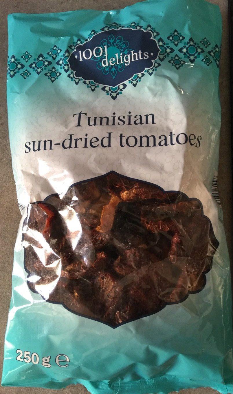 Tomates de Tunisie sechées au soleil - Product