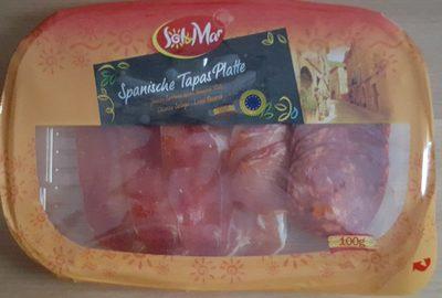 Spanische Tapas Platte - Produkt
