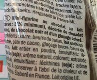 Favorina - Ingredienti - fr