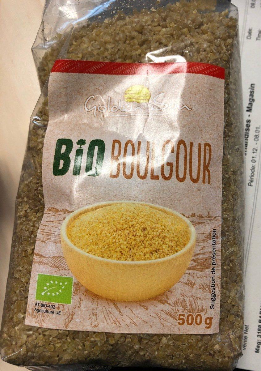 Golden Sun Bio Organic Bulgur - Lidl - 500g