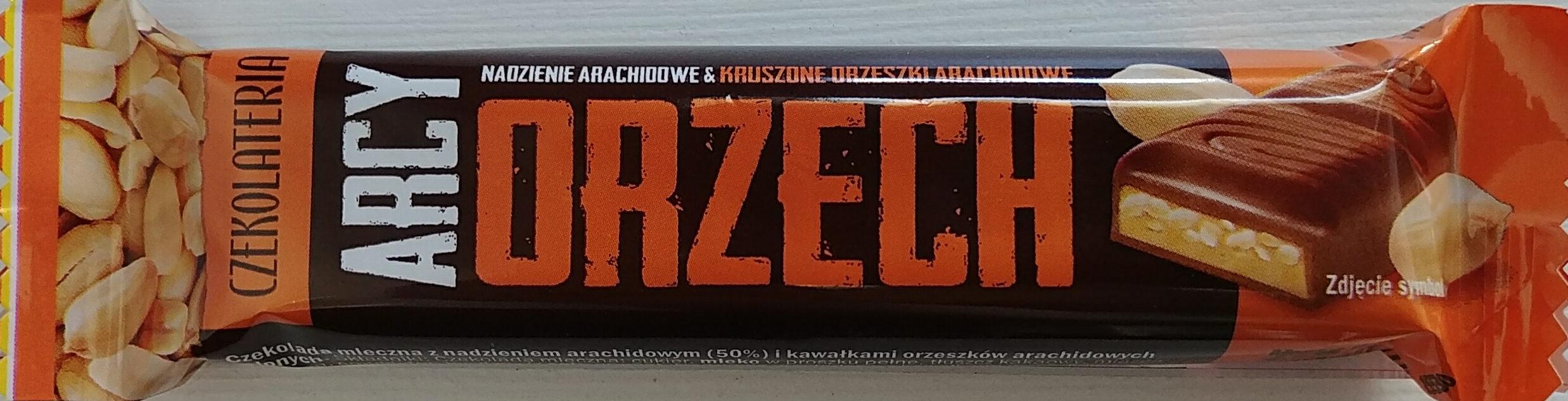Baton Arcy Orzech - Produkt - pl