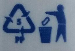 Görög krémjoghurt - Recycling instructions and/or packaging information - hu