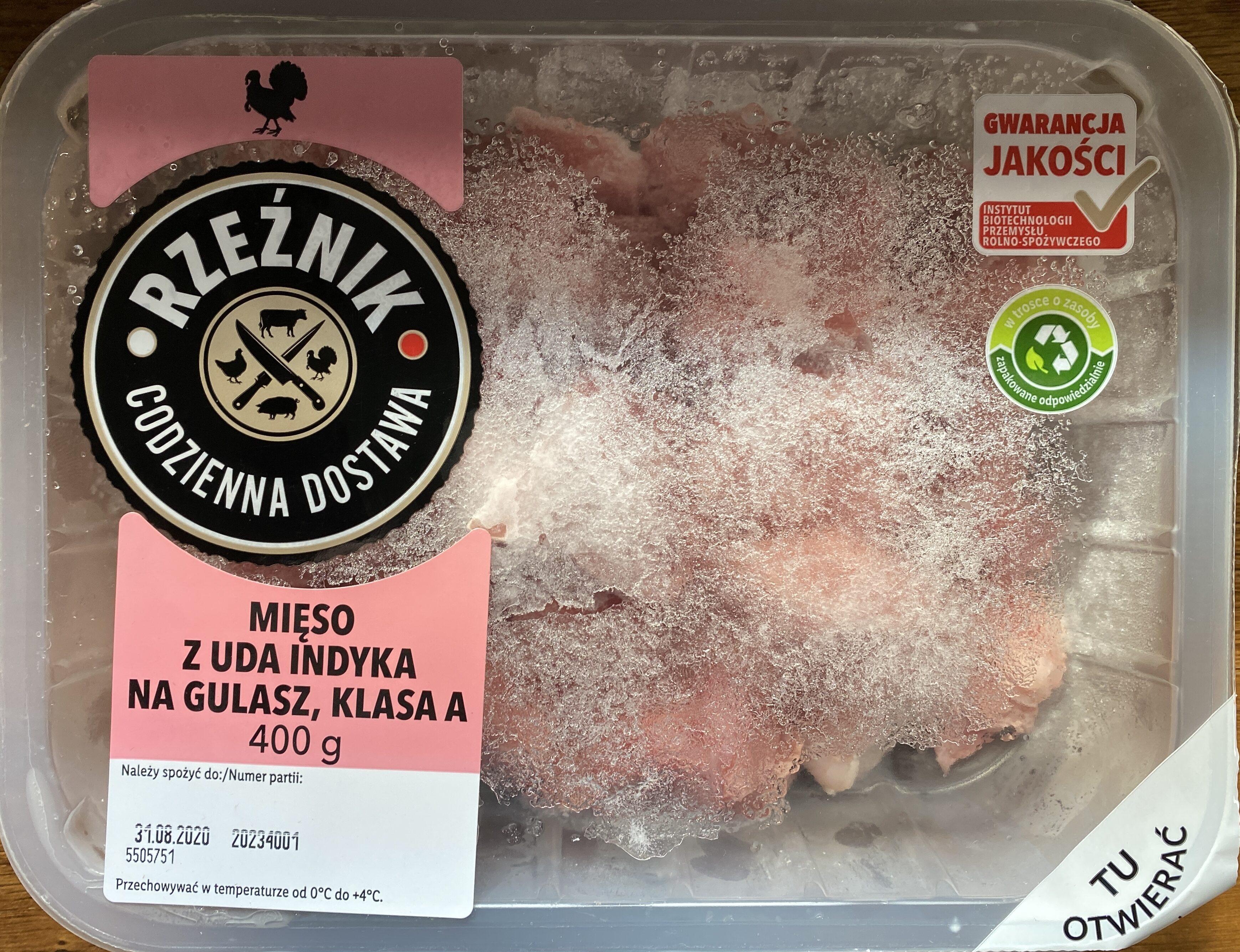 Mięso z uda indyka - Produit - pl