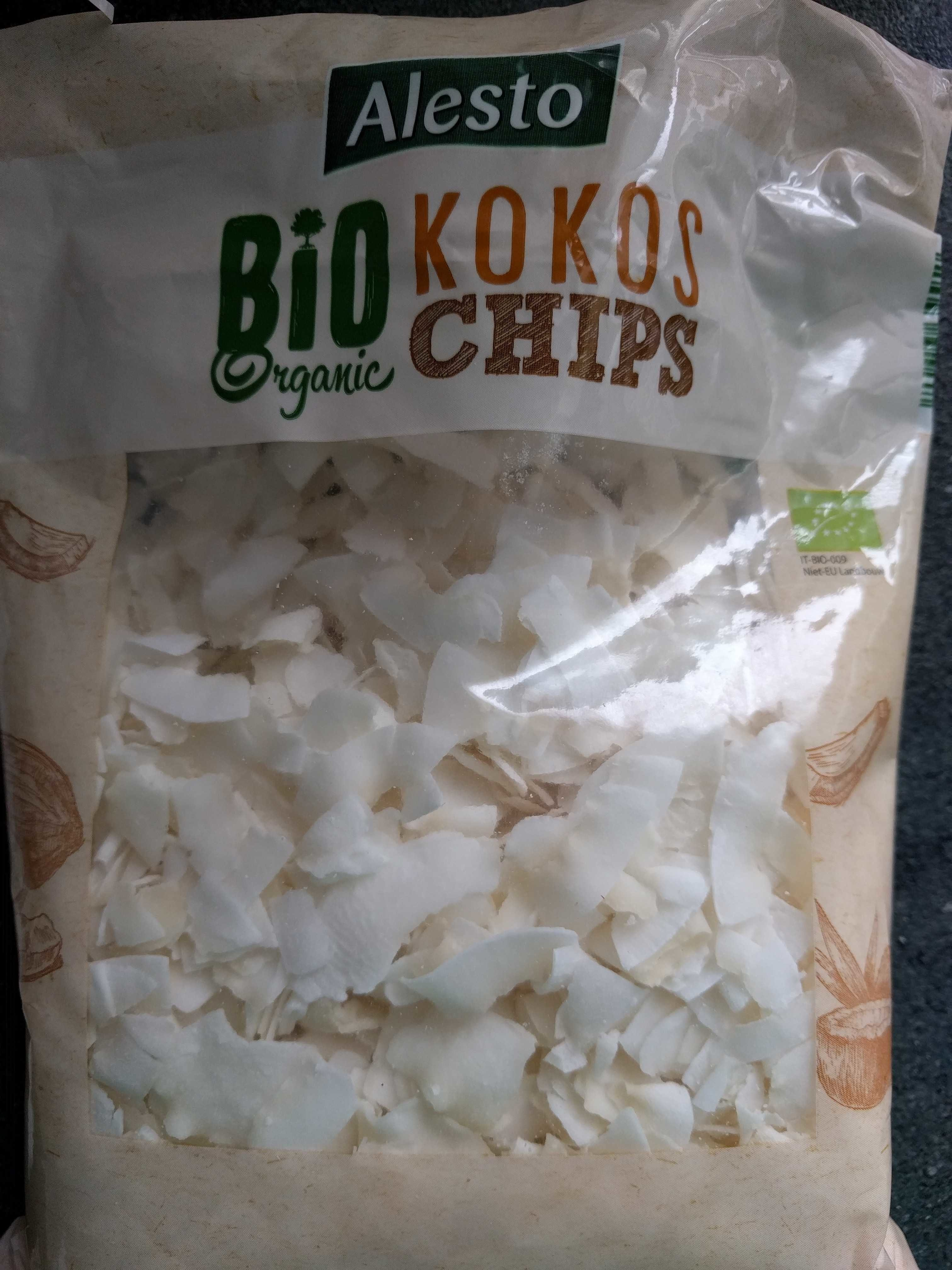 Bio chips de noix de coco - Product
