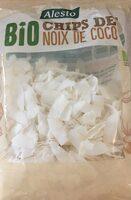 Chips de Noix de Coco Bio - Produit - fr