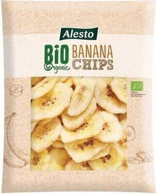Chips de bananes bio - Produit - fr