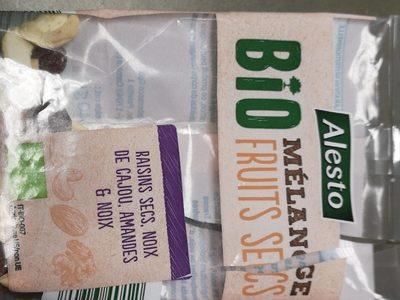 mélange de fruits secs Bio - Product - fr
