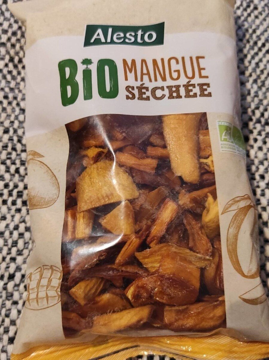 Mangue séchée - Prodotto - fr