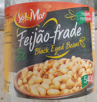 Black eyed beans - Product - nl
