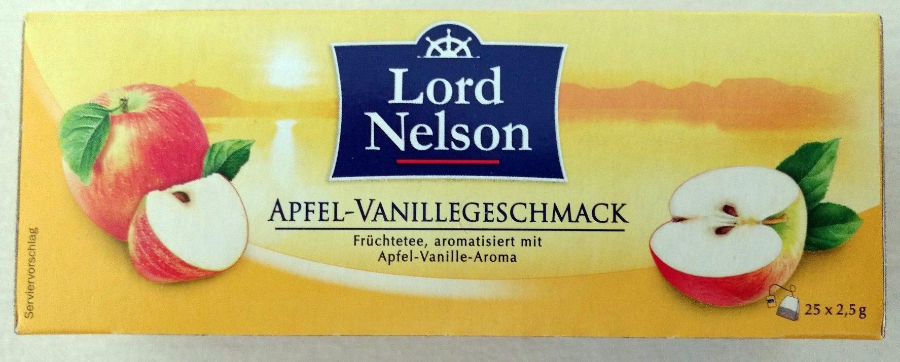 Apfel-Vanillegeschmack-Tee - Product - de