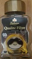 Bellarom Qualité filtre - Produit - fr