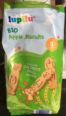 Apple biscuits - Produit - fr