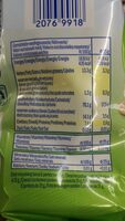 Spelt & Banana Biscuits - Voedigswaarden