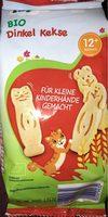 Dinkel Kekse - Producto - fr