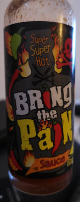 bring the pain sauce - Product