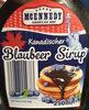 Blaubeer Sirup Kanada / Sirop de myrtille - Produit