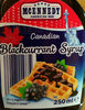 Canadian Blackvurramt Syrup - Product