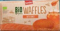 Bio Waffles - Product - fr