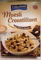 Muesli - Product