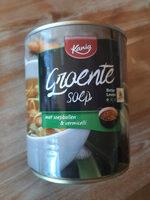 Groentesoep - Product - nl
