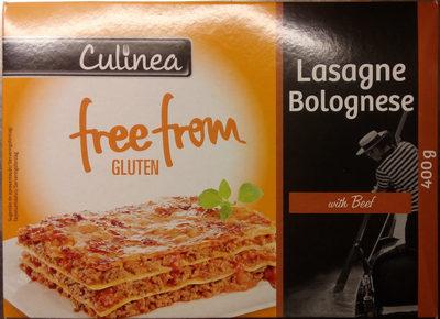 Culinea Lasagne Bolognese - Produit