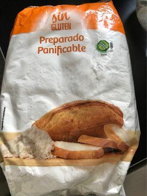 Preparado panificable Belbake - Producto