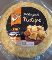 Tortilla Omellette aux pommes de terre - Produkt - fr