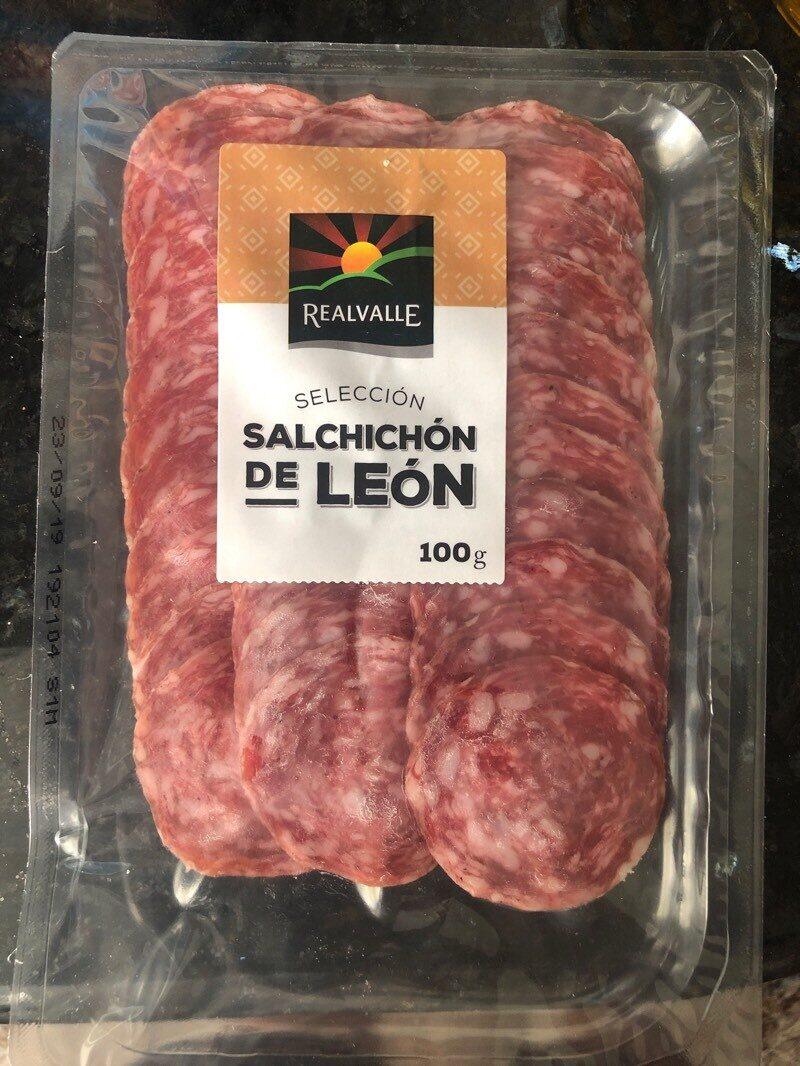 Salchichón de León - Producte - es
