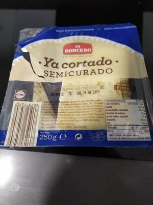 Semicurado - Produit - es
