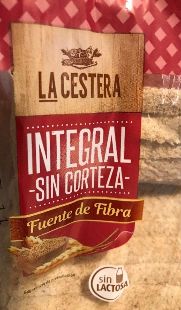 Integral sin corteza - Produit - fr