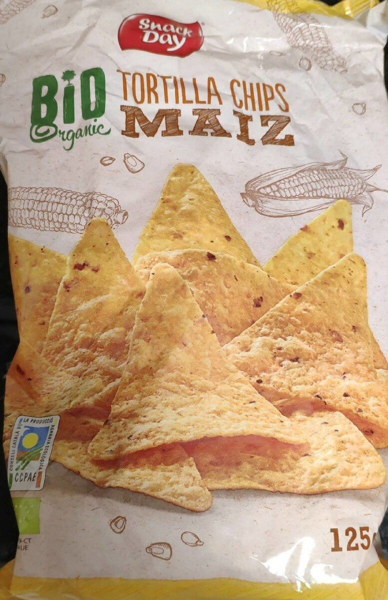 Tortitas chips maiz - Product - es