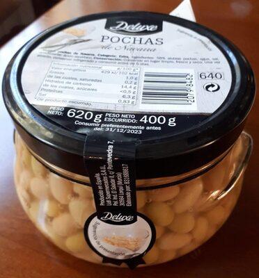 Pochas de Navarra - Producto