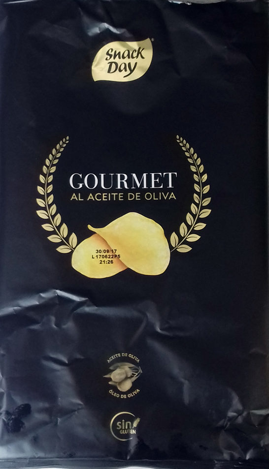 Patatas fritas Gourmet al aceite de oliva - Producto