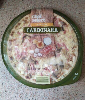 Pizza carbonara - Producto - fr