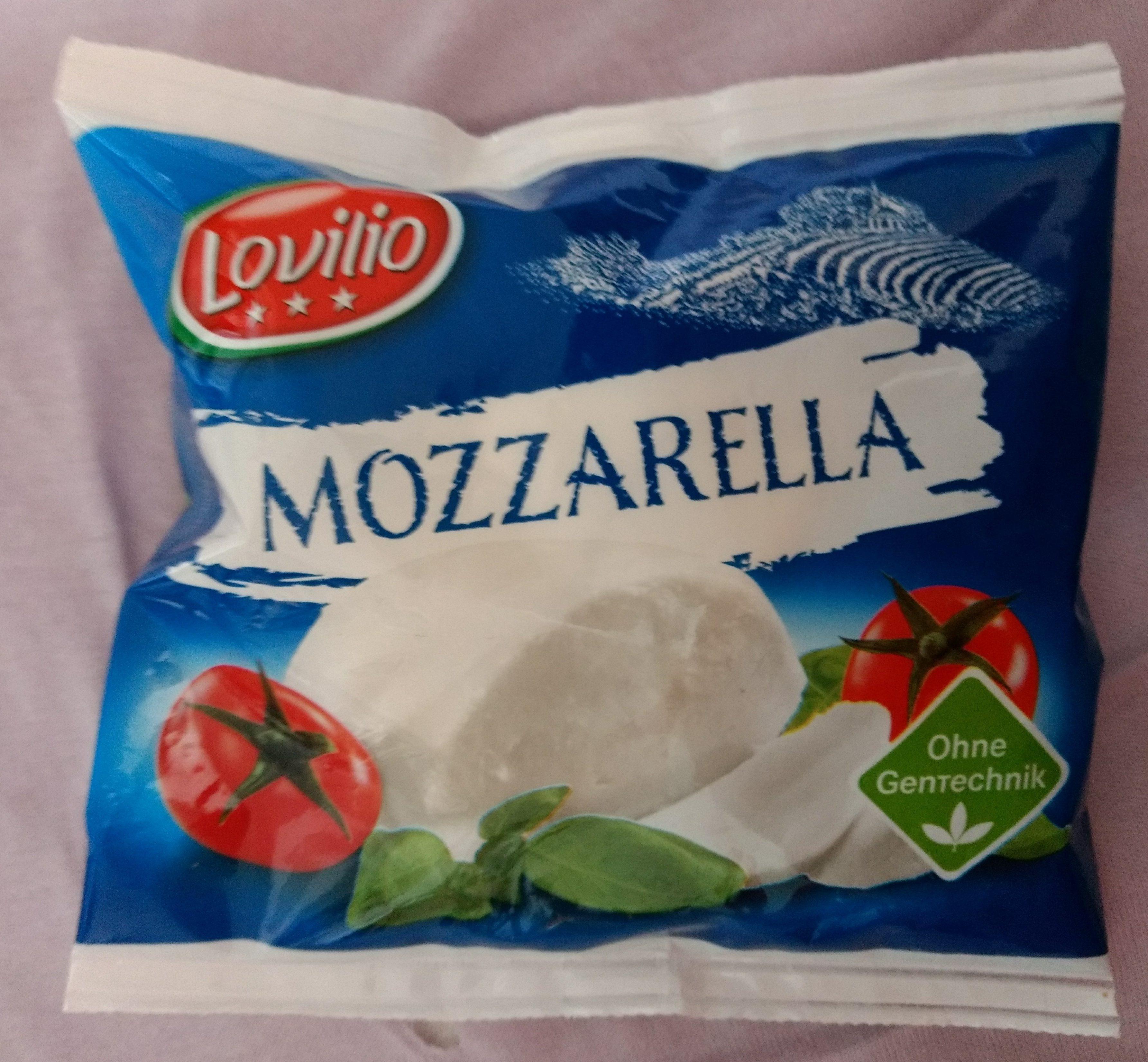 Mozzarella  käse - Product - de