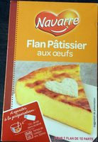 Flan patissier - Product