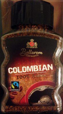 Colombian 100% Arabica Bellarom 100G - Produit