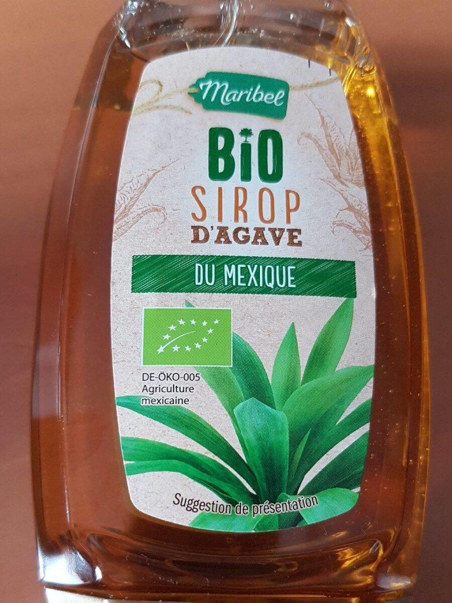 Bio sirop d Agave du Mexique - Producto - es