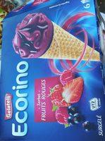 Gelatelli - Ecorino red fruit - Produit - fr
