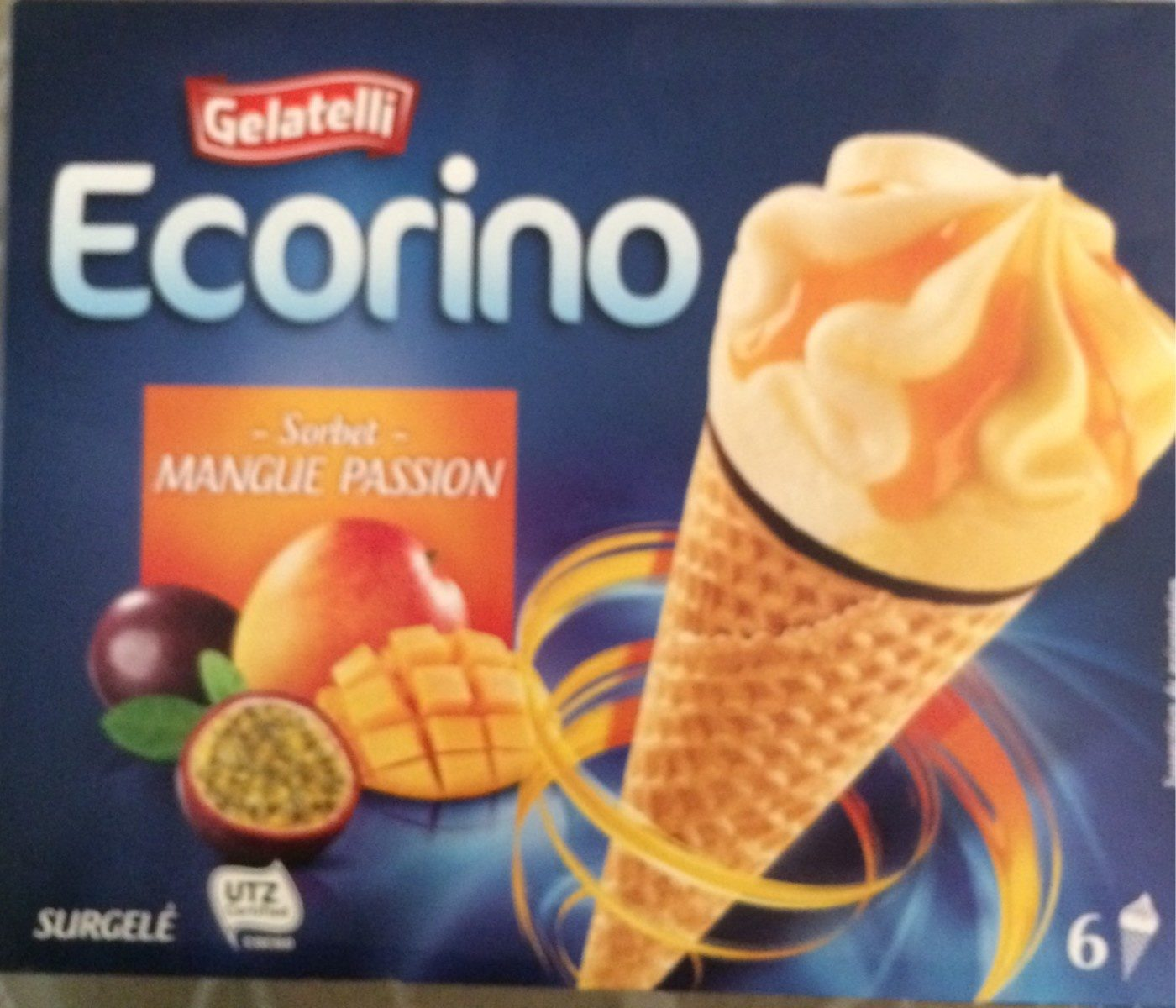 Ecorino mangue passion - Produit - fr