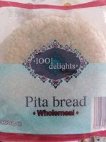 Pita bread Wholemeal - Producto