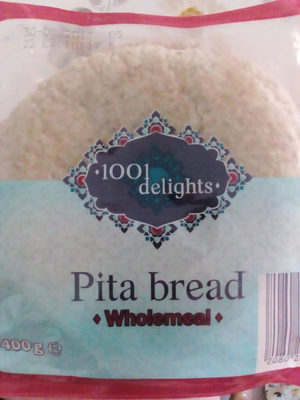 Pita bread Wholemeal